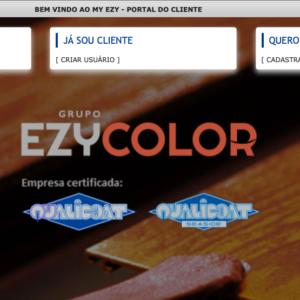 My EZY – Portal do cliente