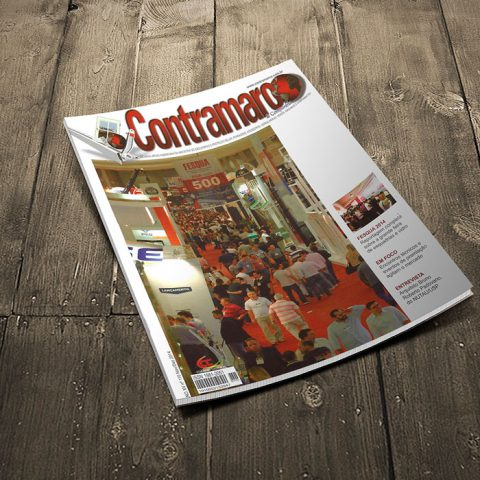 EZY COLOR NA REVISTA DA CONTRAMARCO N.119/2016