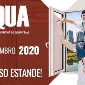 FESQUA de 16 até 19 de setembro 2020 – SÃO PAULO